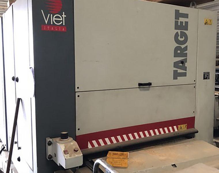 Ponceuse large bande VIET TARGET 441 TM 1100