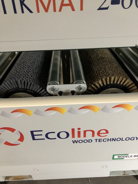MACHINE A STRUCTURER ECOLINE