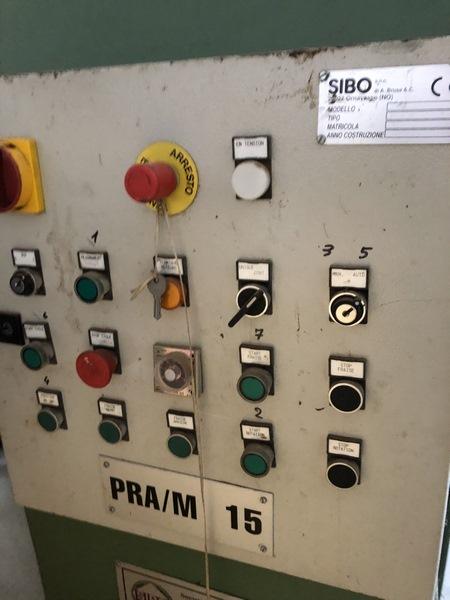 Fraiseuse automatique à copier SIBO