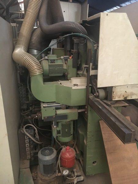 Centre d'usinage WEINIG UNICONTROL10