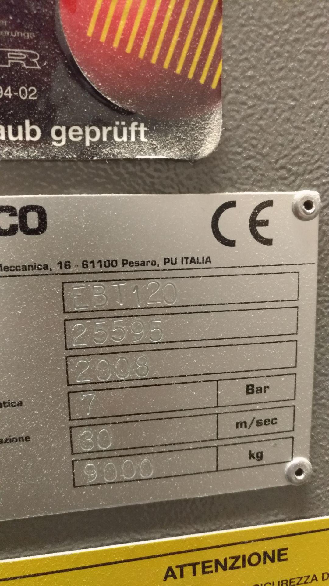 SCIE A PANNEAUX SELCO EBT120