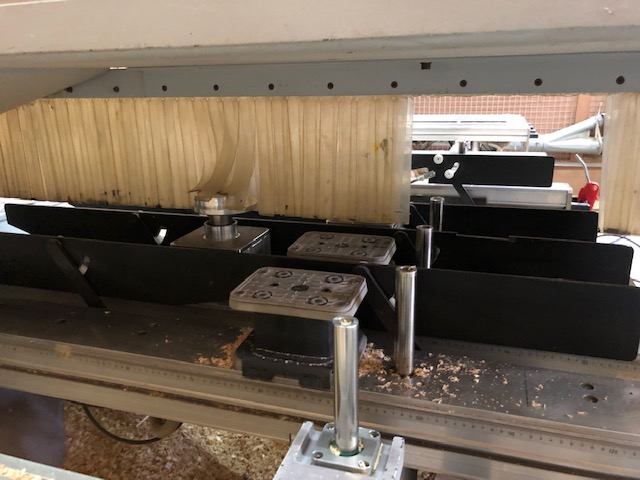 Centre d'usinage Weeke Optimat BHC550