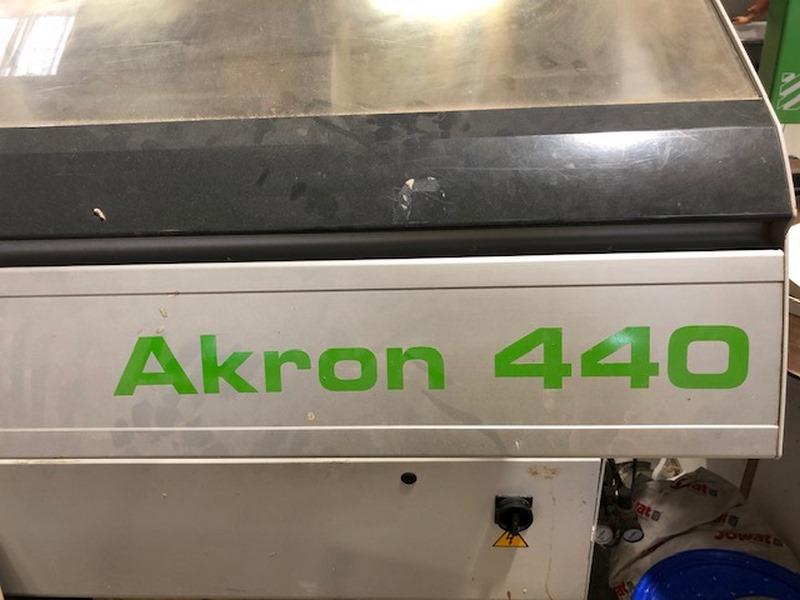 Plaqueuse de chant BIESSE Akron 440A X CN